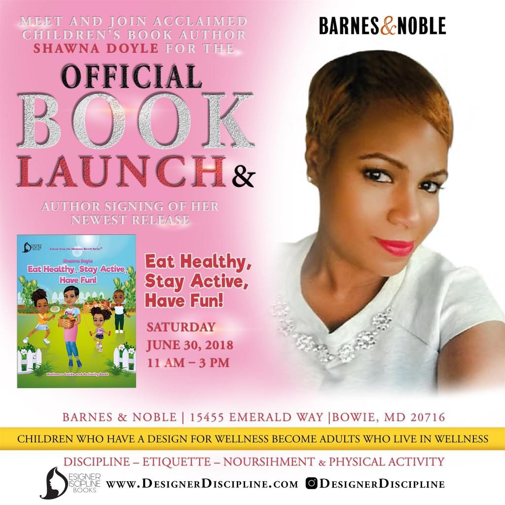 Launch Announcement- Workbook